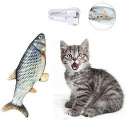Cat Toys Catnip Fish Cat Toy Catnip Fur Pet Toys Extra Catni