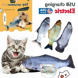 hot usb electric interactive pet cat kitty