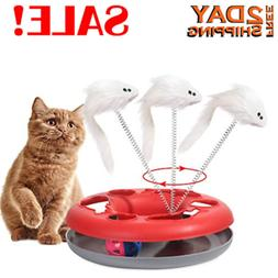 Cat Toys, Interactive Cat Toys for Indoor Cats, Kitten Toys