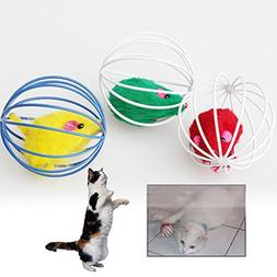 Cat Toys Interactive Cat Toys Best - Cat Toys Lovely Ball Mo