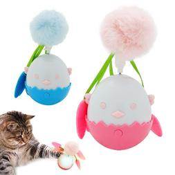 Cat Toys Kitten Chicken Egg Interactive Toys Cats Pet Funny