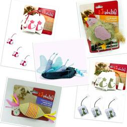 Cat Toys Many Styles and Types Petlinks Pets Kitten to Adult