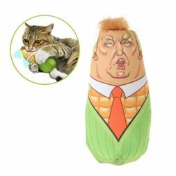 Cat Toys Stuffed Plush Corn Pet Kitten Funny Interactive Tea