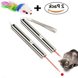 TOPOPETOY Cat Toys for Training and Exercise, 2 in 1 Functio