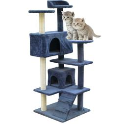 cat tree 51 condo furniture kitten house