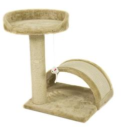 Best Choice Products Cat Tree Post Scratcher Furniture Play