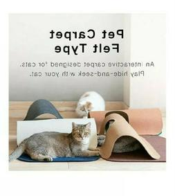 Pidan Cat Tunnel Toy for Indoor Cat Toys Wool Felt Material