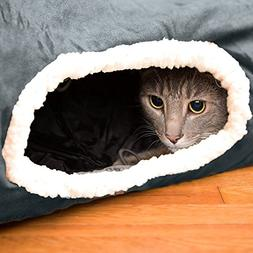 Cat Tunnel Toy Maze Interactive Pets Premium Cats And Kitten
