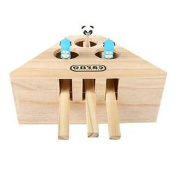 CAT Wooden Toy CARNO Organ Style Interactive IQ Training Pla