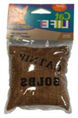 cat532 6 x 4 catnip burlap bag