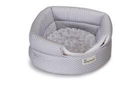 SmartyKat Catnap Convertible Cat Bed