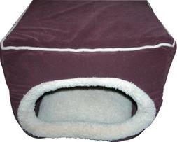 SmartyKat CatnapConvertible 2-in-1 Cat Bed