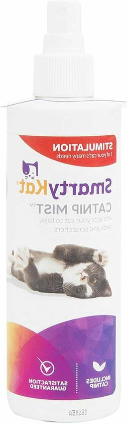 Smartkat Catnip infused mist spray 7 ounce stimulation Nip b