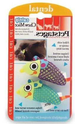 Catnip Mice Catnip Toys by Petstages