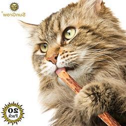 Catnip Sticks  --- Great for Pet Dental Care - Eco-Friendly