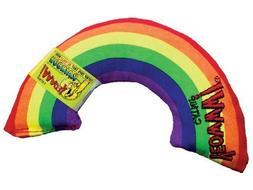 """Yeowww Catnip Toy, Rainbow 6"""""""