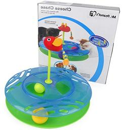 Mr. Peanut's Cats & Kittens Toy with Interactive Intelligenc