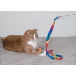 Cat Dancer-Cat Charmer Wand,Teaser-Cat & Kitten Toy! Size:Pa