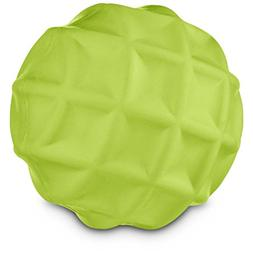 """Leaps & Bounds Chomp and Chew Noisemaker Ball Dog Toy, 3"""", X"""