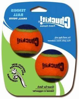 "Chuckit 07101 2"" Chuckit! Mini Tennis Balls Assorted Colors"