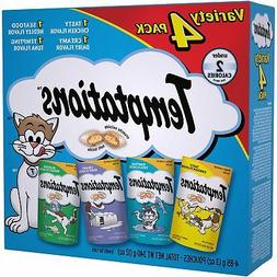 classic cat treats feline favorites variety pack