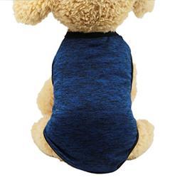 succeedtop Classic Pet Dog Vest T shirt Clothing Summer Pupp