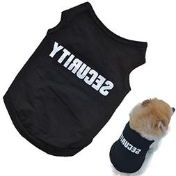 Napoo Clearance New Fashion Summer Cute Dog Pet Cotton Vest