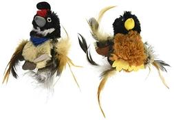 Pet Craft Supply Co. Batty & & Quirky Quail Funny Cuddling C