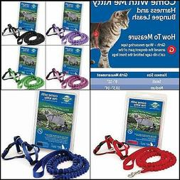 PetSafe Come with Me Kitty Harness and Bungee Leash, Harness