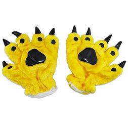 abcGoodefg Cosplay Animal Paw Claw Hand Gloves, Cute, Adorab