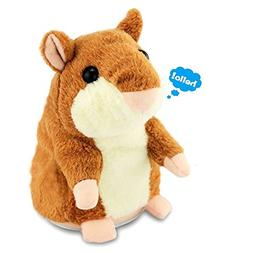 AnyBack Electronic Stuffed Talking Plush Animals Pets Toys H
