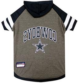 Dallas Cowboys NFL Hoodie Tee size: Small