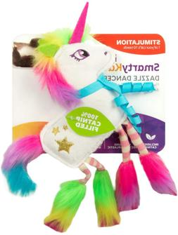 dazzle dancer disco unicorn with felt cat