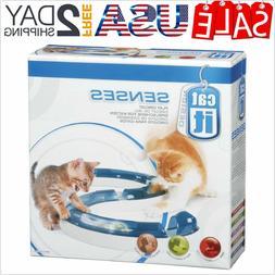 Catit Design Senses Cat Toys Ball Track Design Kitten Owner