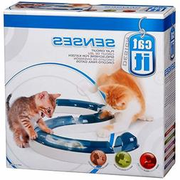 Catit Design Senses Cat Toys Ball Track Design Kitten Owner