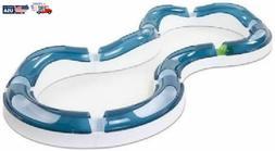 Catit Design Senses Super Roller Circuit Toy For Cats Pet Su