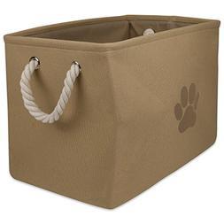 Bone Dry DII Medium Rectangle Pet Toy and Accessory Storage