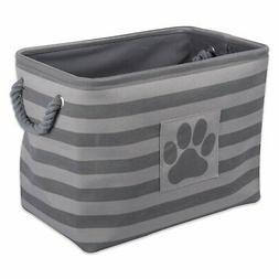 DII Bone Dry Large Rectangle Pet Toy and Accessory Storage B