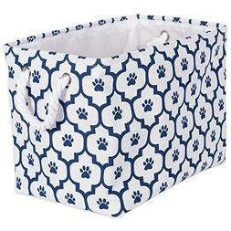 Bone Dry DII Small Rectangle Pet Toy and Accessory Storage B