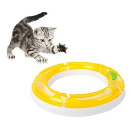 Mainstreet DIY Cat Ball Track Toy Set Design Sense Roller Ci