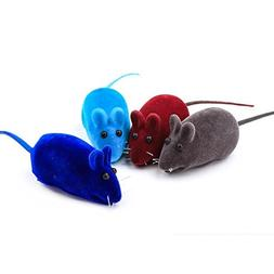 Dog Cat Playing Toy Squeak Noise Toy Lovely Rat Toy Mice Fal