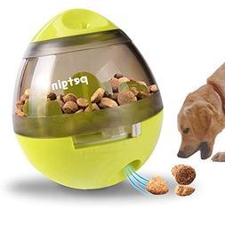 Petgin Dog Puzzle Toys for Boredom IQ Treat Balls Slow Feed