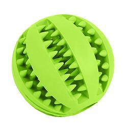 Dog Toy Ball, Kanical Nontoxic Bite Resistant Toy Ball for P