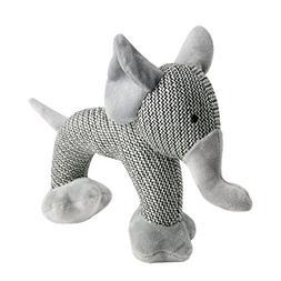 Dog toy linen sound accompanied by Teddy VIP Schnauzer small