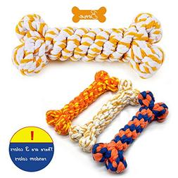 Best Music Posters Dog Toy - Durable Knot Rope Playing Resis