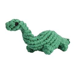 PEHOST Dog Toys Cotton Rope Teeth Cleaning Puppy Dental Chew