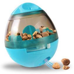 Wellood Dog Treat Dispenser Ball Toy, Interactive Treat-disp