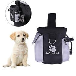 Pet Dog Traing Treat Pounch Toys Treats Carrier With Hanging