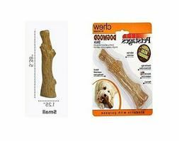 Petstages Dogwood Durable Real Wood Dog Chew Toy for Small D