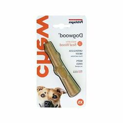 Dogwood Durable Real Wood Dog Chew Toy for Small Dogs, Safe